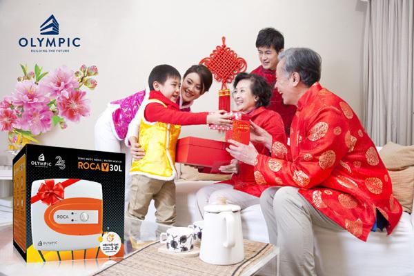 Quà tặng sức khỏe dịp Tết Nguyên Đán Tân Sửu 2021