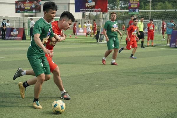 Ngũ Hành tranh đấu - sự kiện bóng đá sôi động mừng năm mới