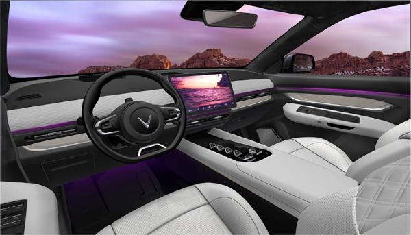 Ô tô điện - 'át chủ bài' chinh phục thế giới của VinFast?