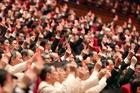 Ngày mai, Đại hội nghe báo cáo về công tác nhân sự Ban chấp hành Trung ương