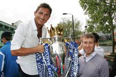 Abramovich chưa bao giờ nói chuyện với Lampard ở Chelsea