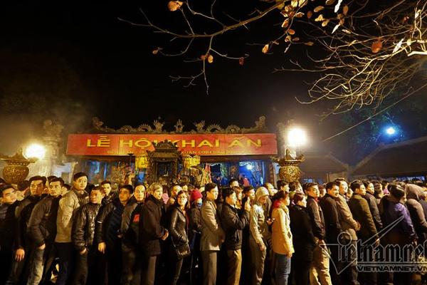 Nam Định tiếp tục dừng lễ hội khai ấn đền Trần năm 2021