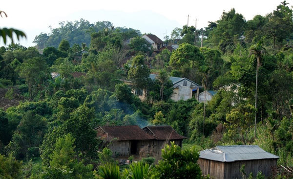 Cor ethnic people,forest protection