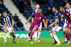West Brom 0-1 Man City: Gundogan mở tỷ số sớm (H1)