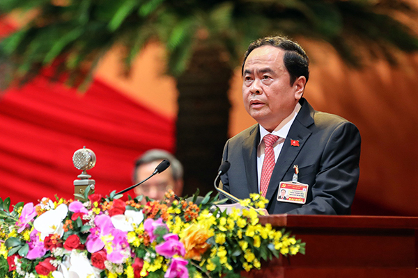 Toàn văn bài tham luận của Chủ tịch UB T.Ư MTTQ Việt Nam Trần Thanh Mẫn