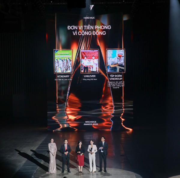VitaDairy nhận danh hiệu 'Đơn vị tiên phong vì cộng đồng'