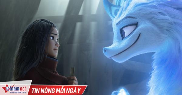 Bom tấn hoạt hình Disney có diễn viên gốc Việt tung trailer gay cấn