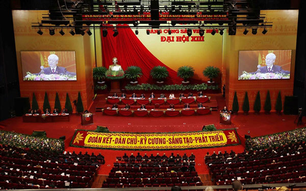 Vietnam aims to become a socialist-oriented developed nation by mid-21st century