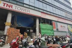 Xây dựng không phép ở cao ốc quận trung tâm, Hà Nội quyết cưỡng chế