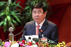 Toàn văn bài tham luận của Chủ tịch UBND TP.HCM Nguyễn Thành Phong tại Đại hội XIII