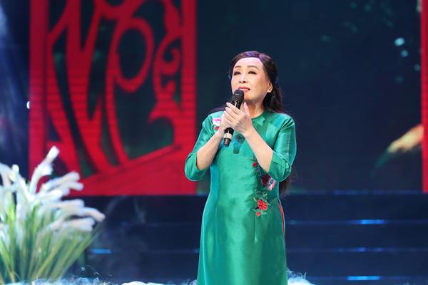 NSND Thu Hiền tham gia đêm nhạc đặc biệt của VTV