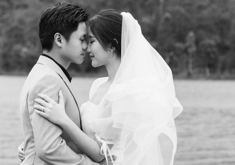 Thiếu gia Phan Thành khoe ảnh cưới, thiệp mời - mega 655