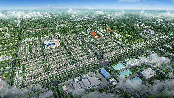 Bất động sản công nghiệp - kênh đầu tư tiềm năng năm 2021