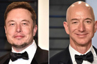 Cuộc chiến tiếp theo giữa Elon Musk và Jeff Bezos
