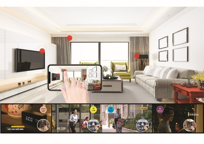 Digital transformation: smart homes invented by Vietnamese