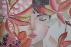 Chiêm ngưỡng những nàng thơ trong tranh