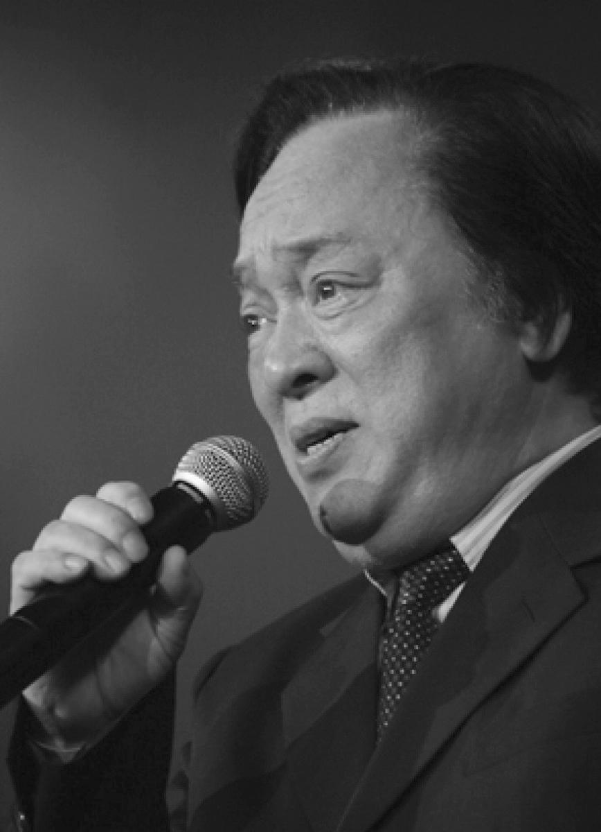 NSND Trung Kiên - người thầy vĩ đại của các thế hệ danh ca