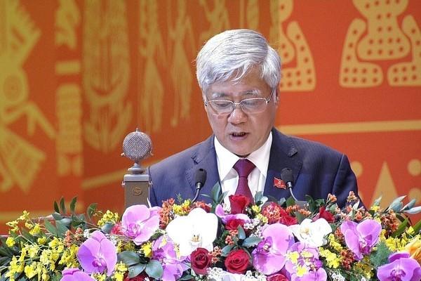 Tham luận của Bộ trưởng, Chủ nhiệm Ủy ban Dân tộc tại Đại hội XIII