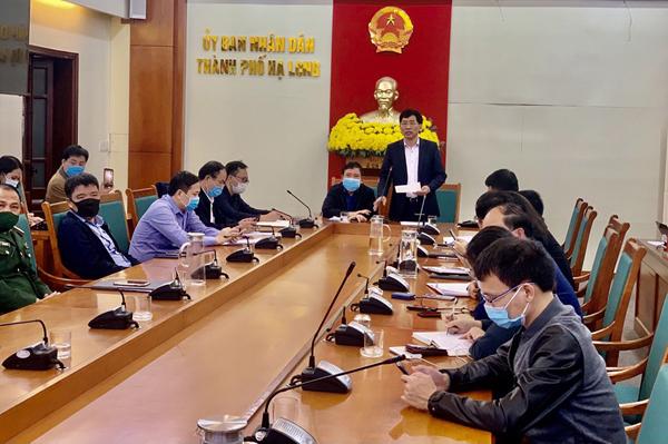 Quảng Ninh kích hoạt chống dịch Covid-19 mức cao nhất, truy vết theo ca bệnh 1553