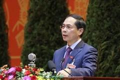 Tham luận của Ban cán sự Đảng Bộ Ngoại giao tại Đại hội XIII