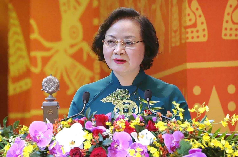 Bà Phạm Thị Thanh Trà: Kích thích mọi công dân làm giàu chính đáng