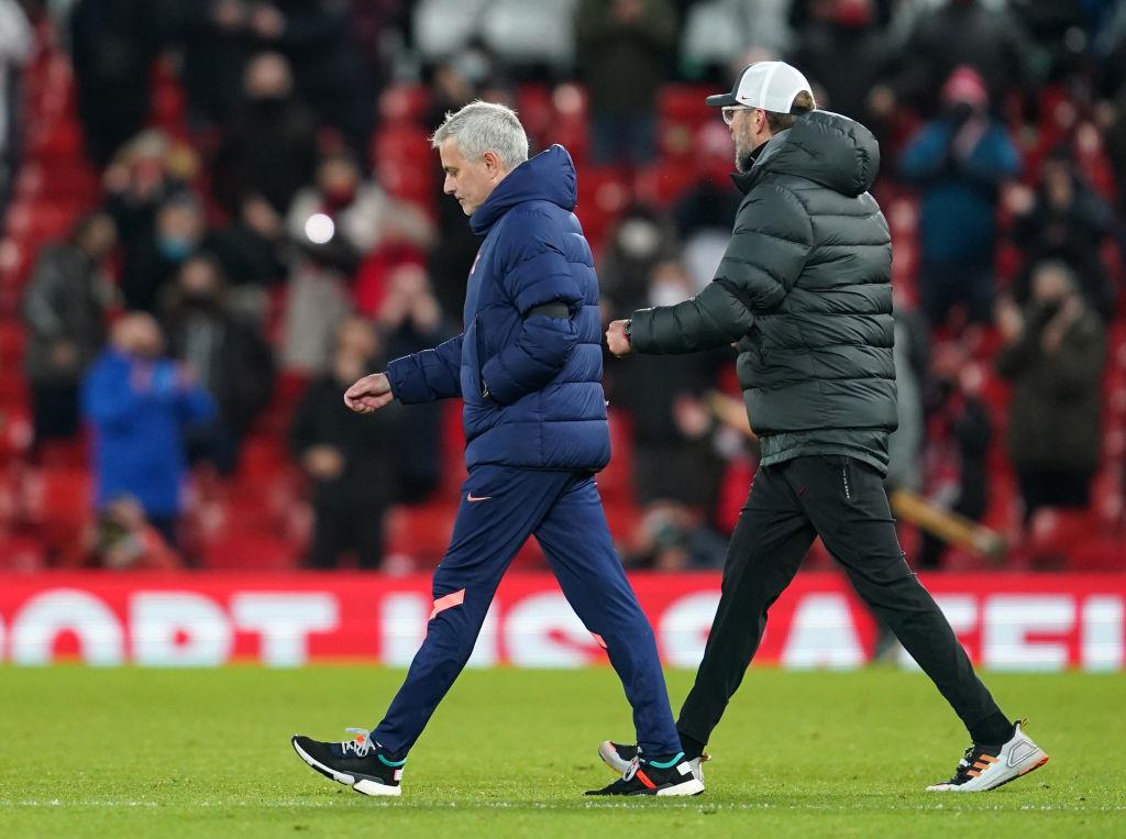 Mourinho tiết lộ lý do không 'làm bạn' với Klopp