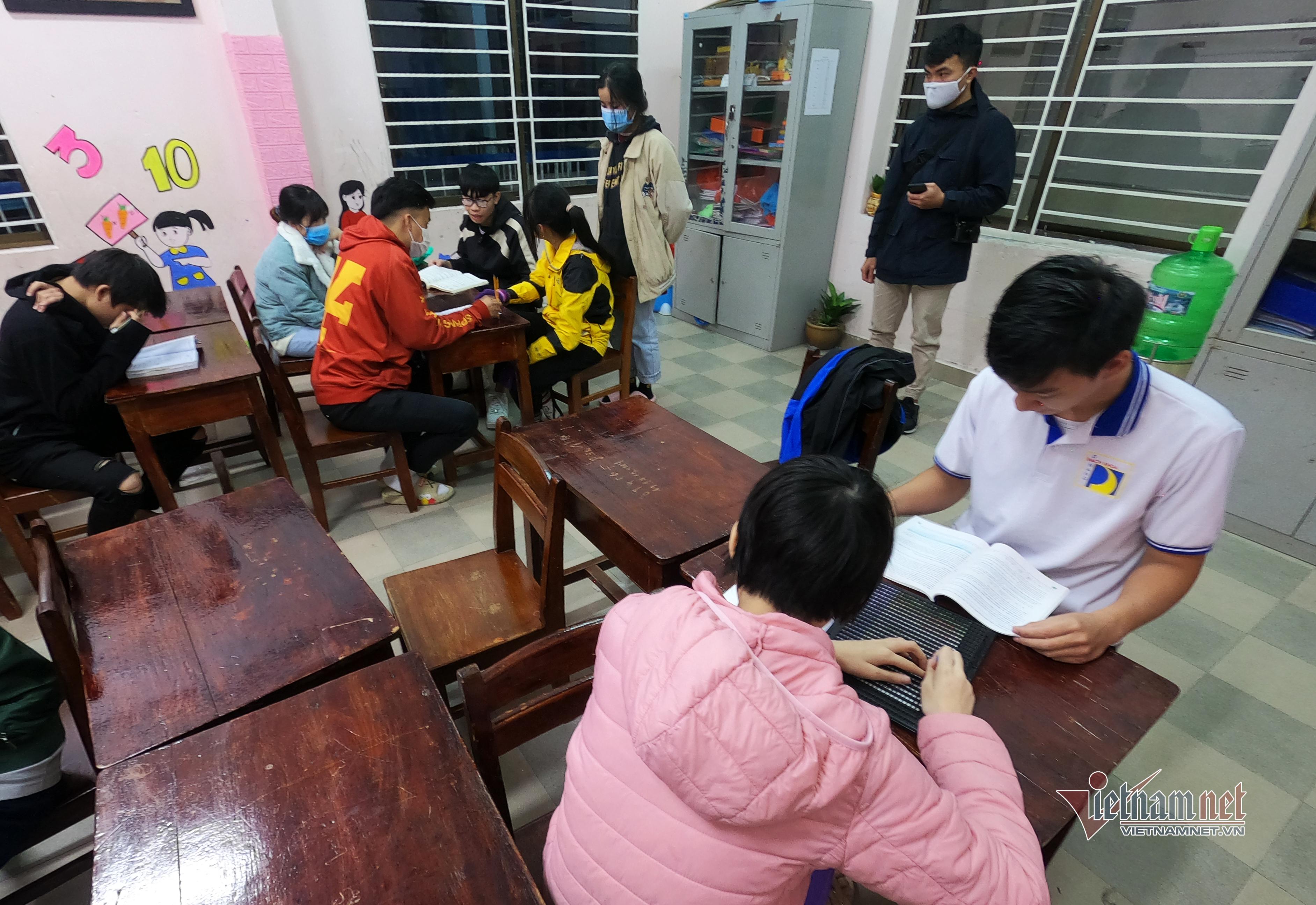 Lớp học đặc biệt của những người thầy sinh viên ở Đà Nẵng