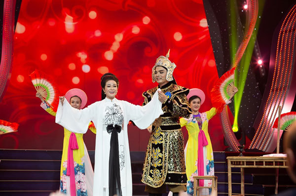 Famouscai luongplay from the1980s to be restagedfor Tet