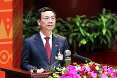 Toàn văn bài tham luận của Bộ trưởng TT&TT Nguyễn Mạnh Hùng tại Đại hội XIII