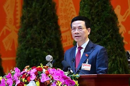 Bộ trưởng TT&TT Nguyễn Mạnh Hùng: Chuyển đổi số mở ra không gian phát triển mới