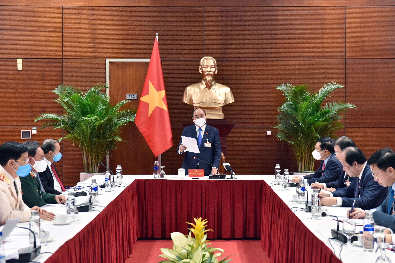 Thủ tướng: Người từ Hải Dương, Quảng Ninh không di chuyển ra ngoài tỉnh