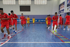 Futsal champs cancelled, Vietnam may have chance to qualify for 2021 World Cup