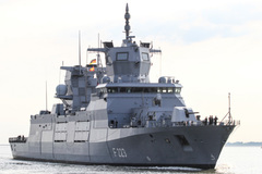 Germany sends warships to East Sea - a strategic turning point