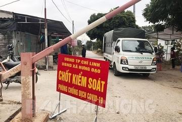 Giãn cách xã hội chống Covid-19: Hải Dương, Quảng Ninh không thiếu hàng hóa