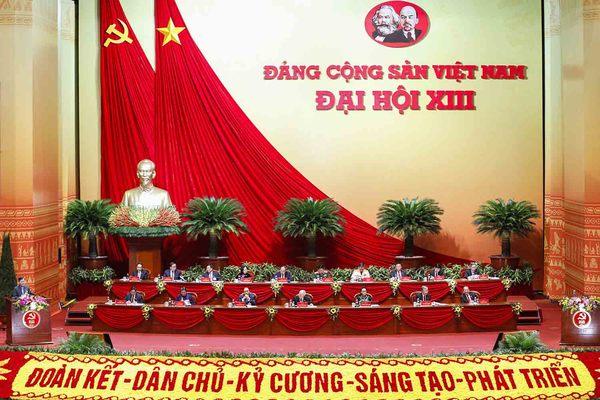 Đại hội thông qua số lượng 200 Ủy viên Trung ương khóa XIII