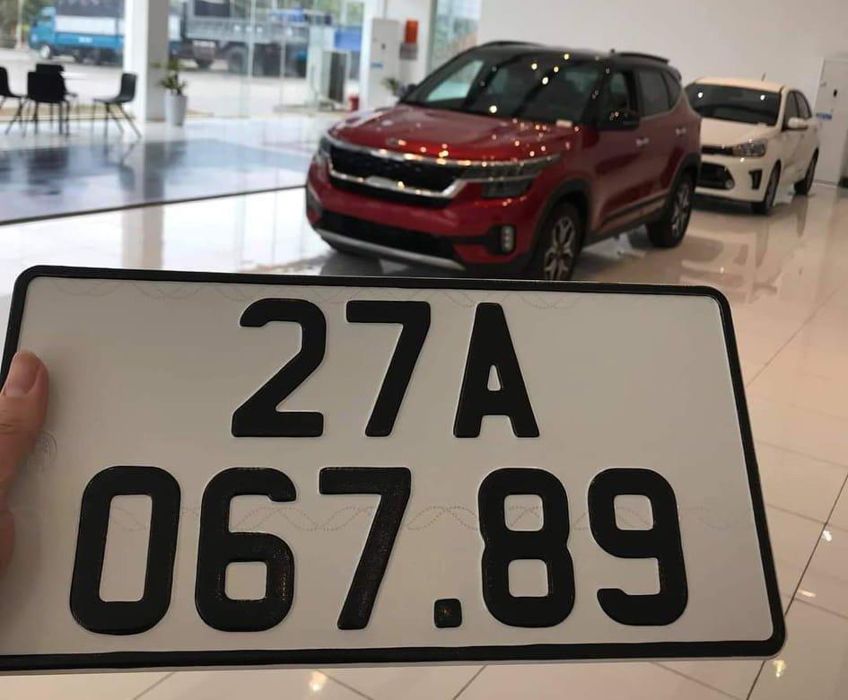Nhiều xe trúng biển số đẹp, tăng giá gấp ba, lãi chênh vài tỷ