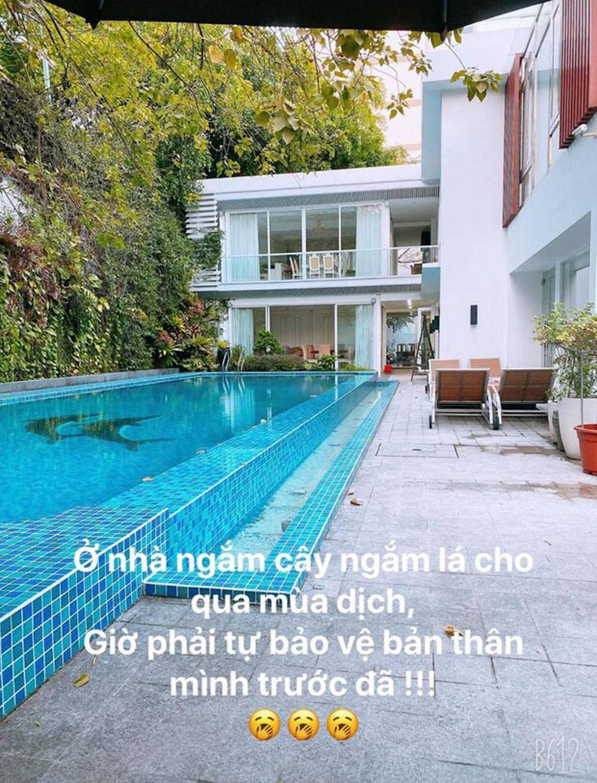 Bên trong biệt thự nhà thiếu gia Phan Thành