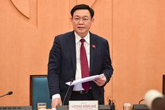 Bí thư Hà Nội Vương Đình Huệ: Chống Covid-19, hành động chậm là thua