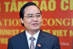 Bộ trưởng Phùng Xuân Nhạ: 'Thời cơ cho giáo dục Việt Nam cất cánh'