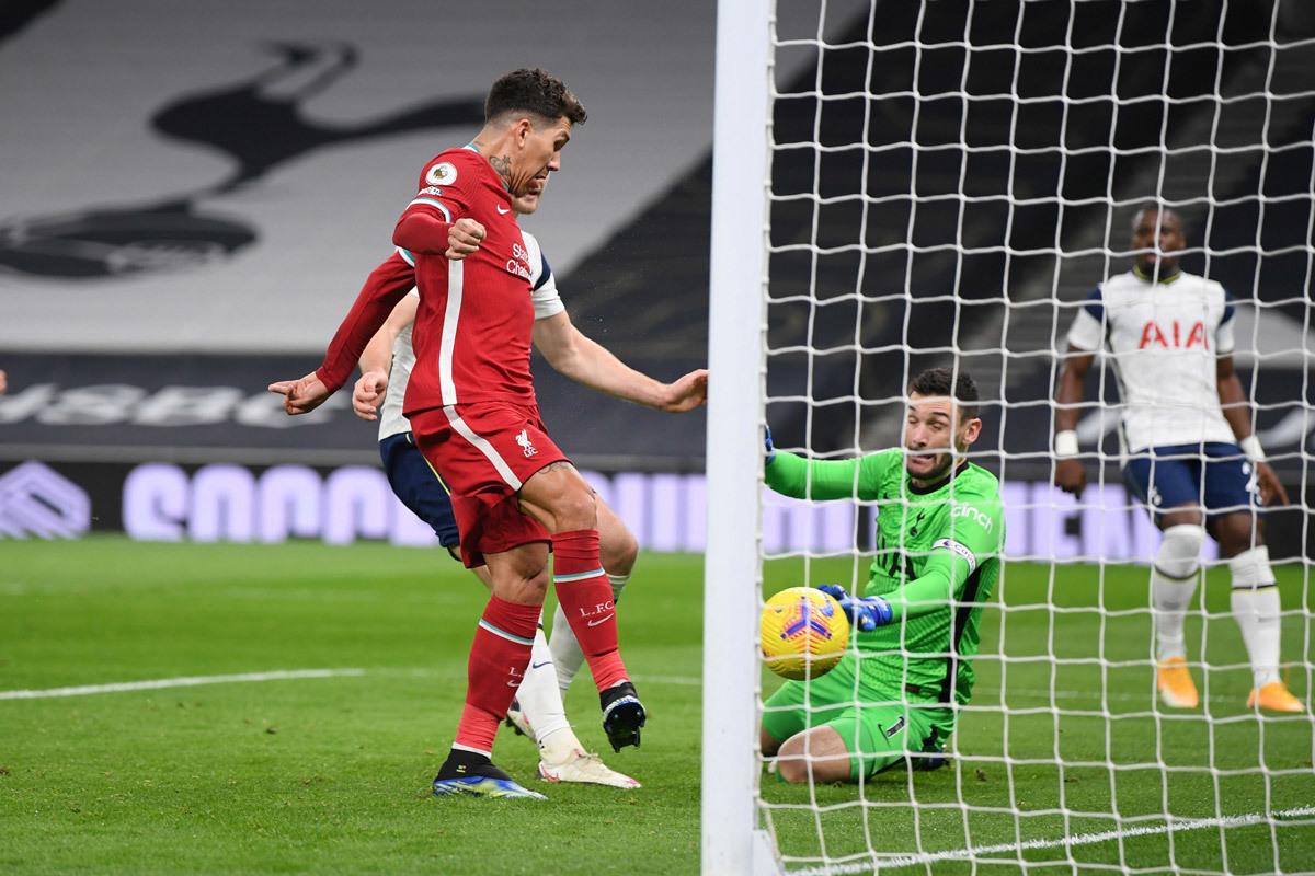 Liverpool thắng đẹp Tottenham: Sự trở lại của nhà vua