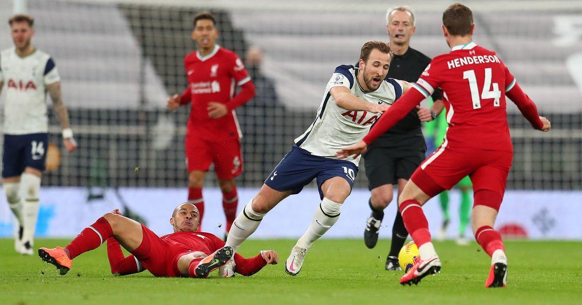 Harry Kane dính chấn thương, Mourinho đổ Thiago 'chơi xấu'