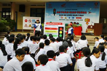 HEAD Honda Việt Nam khắp 3 miền tích cực đào tạo lái xe an toàn