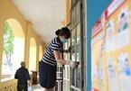 Trường THPT ở Hà Nội cho nghỉ học khẩn cấp vì có học sinh diện F1
