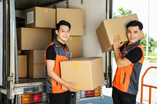 Lalamove 'ghi điểm' với giải pháp giao hàng nội thành bằng xe tải