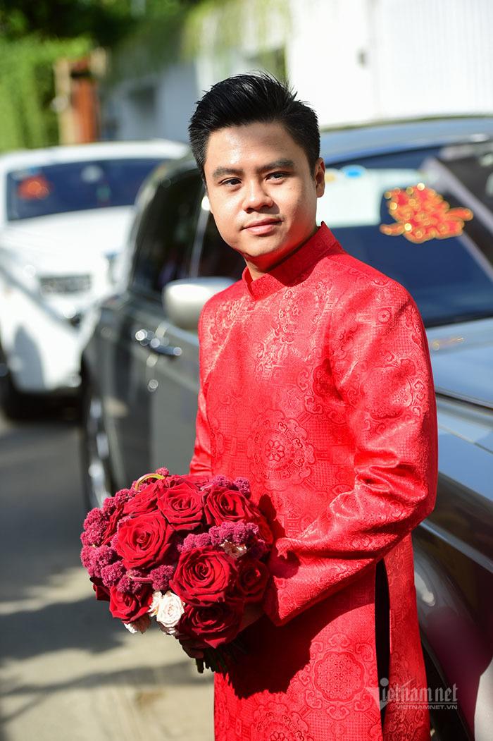 Cường Đô La, Minh Nhựa đến dự lễ cưới Phan Thành, Primmy Trương