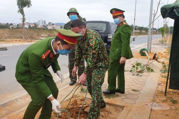 TP Chí Linh vắng lặng, tổng lực xét nghiệm cho hàng nghìn công nhân