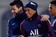 Pochettino: 'Tôi thấy Mbappe gắn bó PSG lâu dài'