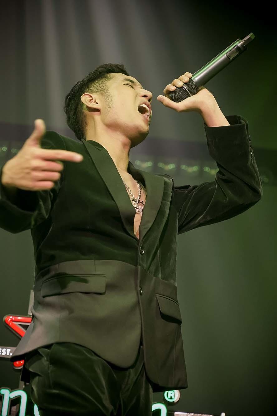 GDucky, Duy Andy biểu diễn sôi động hậu Rap Việt
