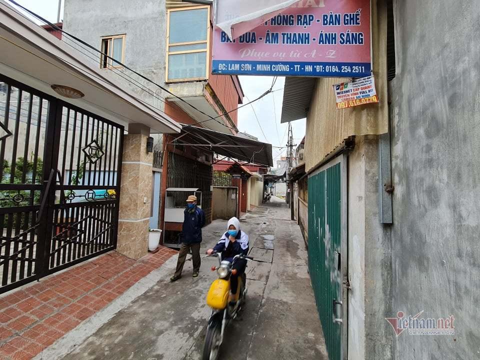 Hà Nội chốt chặn nhà riêng của bác sĩ làm việc tại nơi ca 1553 tới khám