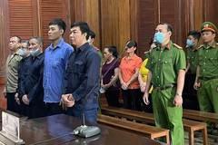 6 án tử cho đường dây ma túy của chị gái trùm giang hồ Dung Hà